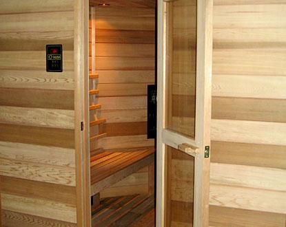 o sauna saunas infrarouges th rapeutiques. Black Bedroom Furniture Sets. Home Design Ideas
